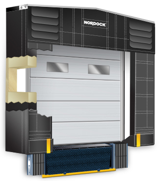 Chicago Commercial Industrial Garage Door And Dock Service | American Door  And Dock | Dock Equipment | Dock Shelters